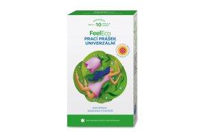 Feel Eco - prací prášek univerzální 600 g