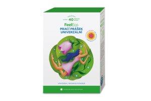 Feel Eco - prací prášek univerzální 2,4 kg
