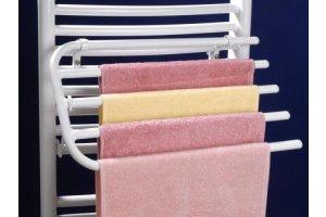 Sušák ručníků na koupelnový žebřík V460