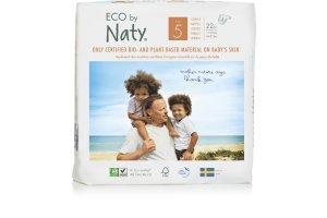 Plenky Naty Maxi+ 11-25 kg (22 ks)