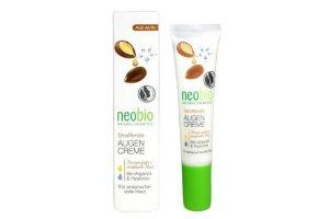 Neobio Anti Age Oční krém Bio Arganový olej & Hyaluron 15 ml