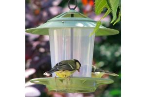 Ptačí krmítko - maják