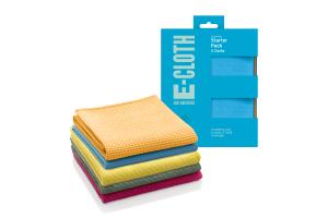 Startovací sada - 5 ks hadříků e-cloth