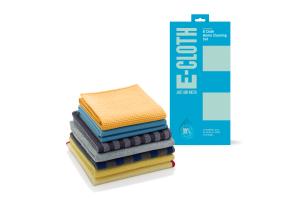 Čístící sada pro celou domácnost - 8 hadříků e-cloth