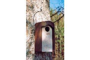 Ptačí budka 3S - pro špačky - otvor 4,5 cm