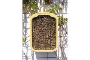 Včelky samotářky - dům se slámkami