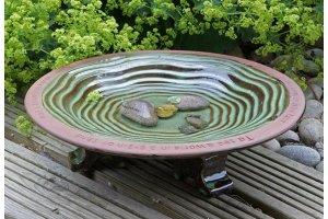 Pítko/koupel Ozvěny - pro ptáky a hmyz