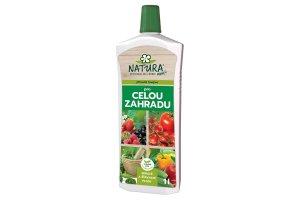 Kapalné hnojivo pro celou zahradu Natura 1l