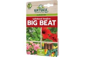 Big Beat tyčinkové hnojivo Natura 12 ks