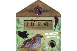 Leporelo pro děti - Ptačí budka