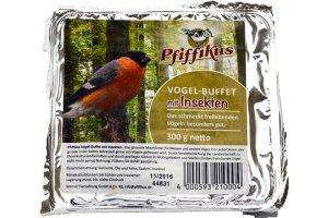Ptačí koláče s hmyzem Pfiffikus 10+1 ks zdarma