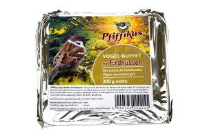 Ptačí koláč s oříšky Pfiffikus - 1 kus
