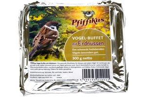 Ptačí koláče s oříšky Pfiffikus 10+1 ks zdarma