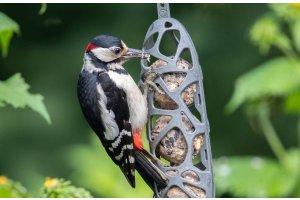 Ptačí krmítko SAM na 3 lojové koule