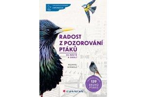Radost z pozorování ptáků ve městě a okolí