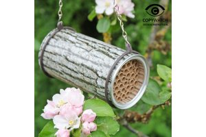 Včelky samotářky – plechovka z hliníku s izolací