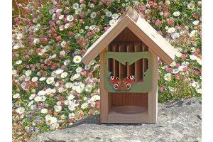 Dům a krmítko pro motýly - typ 2021