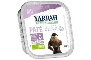 Paté krůtí s aloe vera - Yarrah BIO 150 g