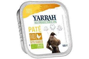 Paté kuřecí s mořskou řasou Yarrah BIO 150 g