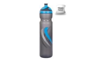 Zdravá lahev Bike 1 l - Modrá