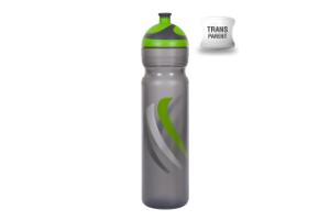 Zdravá lahev Bike 1 l - Zelená