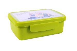 Svačinový box Zdravá sváča - zelená