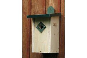 Ptačí budka - sýkorník - otvor 3,2 cm